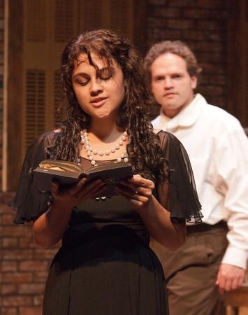 Amorena Ruffolo and Steven Cole