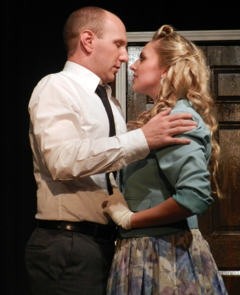 Photo Flash:  Sneak Peek at Bit of a Stretch's NO EXIT!
