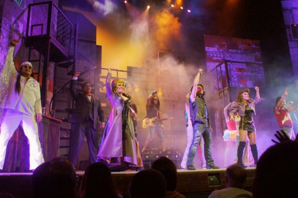 Review Roundup: Atlantis Productions' ROCK OF AGES