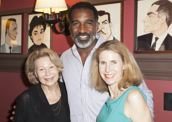 Photo Coverage: The Actors Fund Honors Norm Lewis at Benefit Lunch