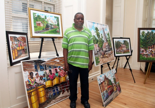 Photo Flash: BP Markowitz and More Celebrate 7th Annual Caribbean-American Heritage Month