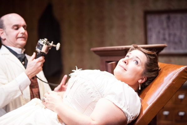 Photo Flash: Performance Network's IN THE NEXT ROOM OR THE VIBRATOR PLAY