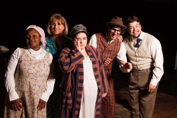 Photo Flash: First Look at Fells Point Corner Theatre's SHANA UNSETTLED