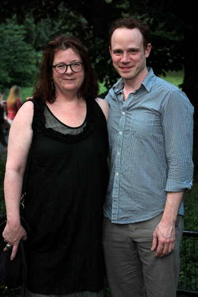 Theresa Rebeck, Sean Dougan