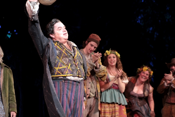 Oliver Platt at AS YOU LIKE IT Opens at the Delacorte Theatre - Oliver Platt & More!