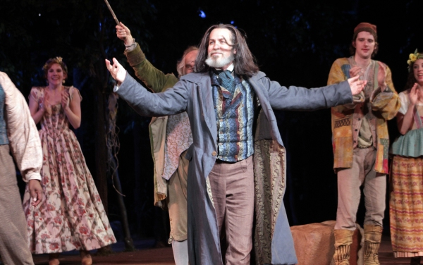 Stephen Spinella at AS YOU LIKE IT Opens at the Delacorte Theatre - Oliver Platt & More!