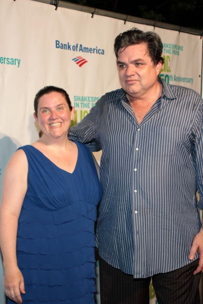 Donna Lynne Champlin, Oliver Platt at AS YOU LIKE IT Opens at the Delacorte Theatre - Oliver Platt & More!
