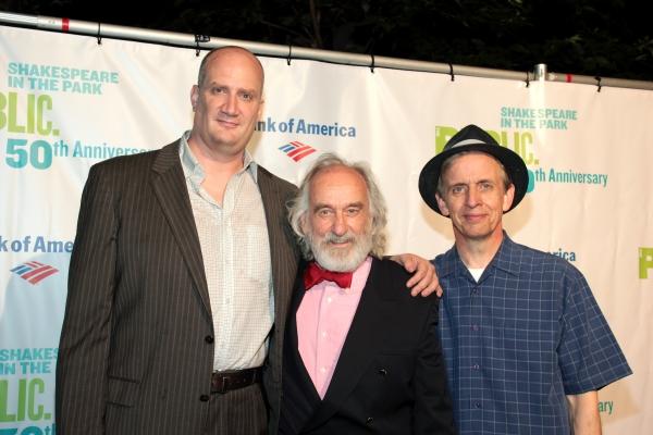 Brendan Averett, MacIntyre Dixon, Robert Joy Photo