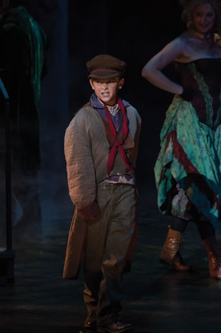 Photo Flash:  Complete Photos of Utah Shakespeare Festival's LES MISERABLES!