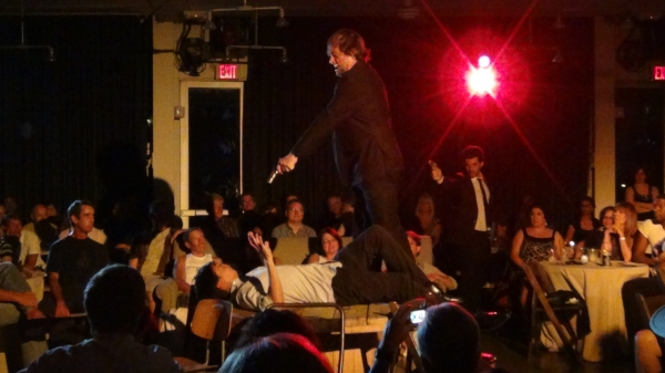 Photo Flash: FOR THE RECORD: TARANTINO IN CONCERT at Rockwell Table and Stage