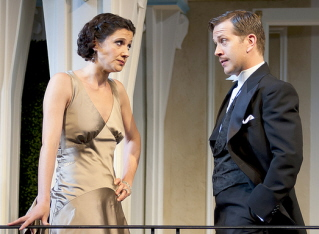 PRIVATE LIVES Sparkles at the Huntington
