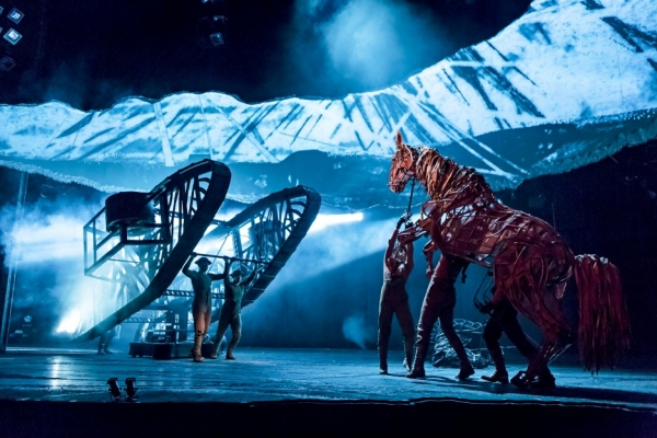 Photo Flash: More from WAR HORSE National Tour, Opening in L.A. June 29!