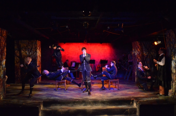 Photo Flash: SPRING AWAKENING Plays the Blue Barn Theatre