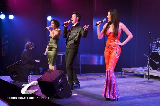 Jamieson Trotter, Karissa Noel, Chad Doreck & Arielle Jacobs Photo