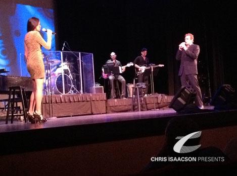 Photo Coverage: Upright Cabaret's VIVA LAS VEGAS Starring SMASH's Leslie Odom Jr, Patrick Cassidy & more!