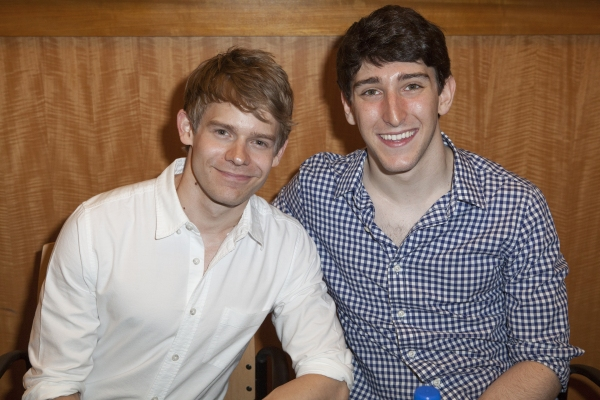 Photo Coverage: NEWSIES Cast Performs at Barnes & Noble
