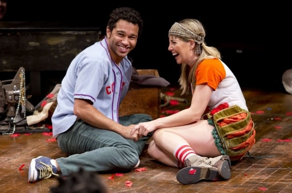 Flashback: GODSPELL Plays Final Broadway Show, June 24