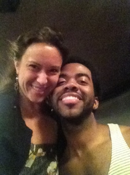 HOW TO SUCCEED's Holly Butler ‏and PORGY AND BESS' Julius Thomas III