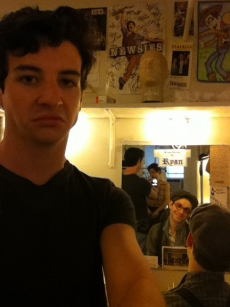 Photo Flash: Saturday Intermission Pics, June 23 - PRISCILLA's Last SIP, West End's GHOST and More!