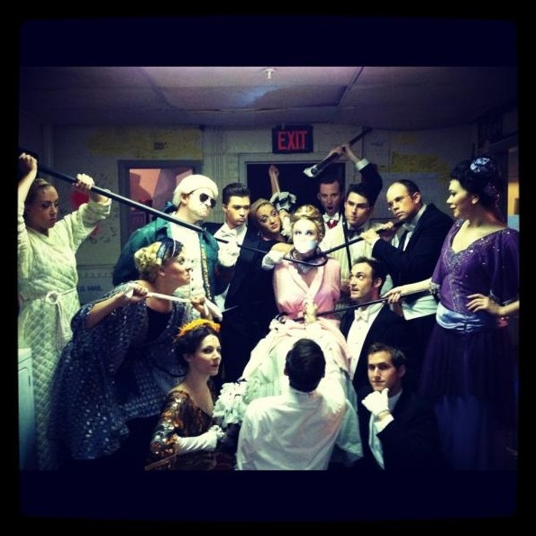 MY FAIR LADY's Kevin Gutches and Company (Gateway Playhouse)