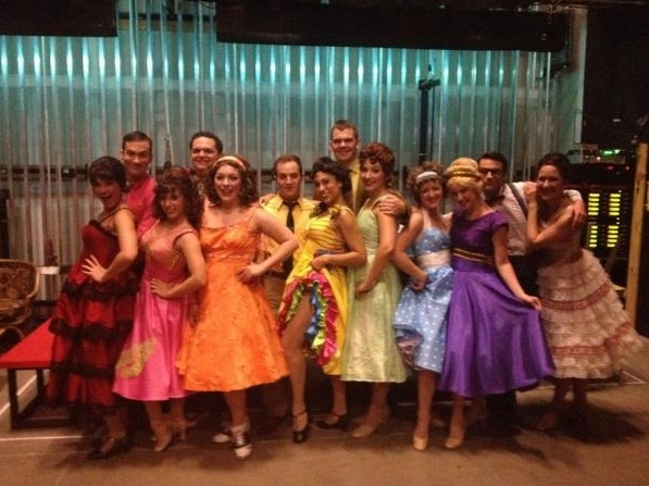 GREASE's Margaret Dietrich and Company (Arizona Broadway Theatre)