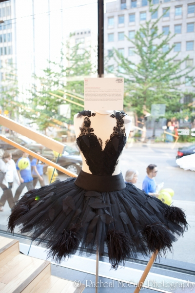 Tutu by Giles Deacon for The English National Ballet's 60th Anniversary