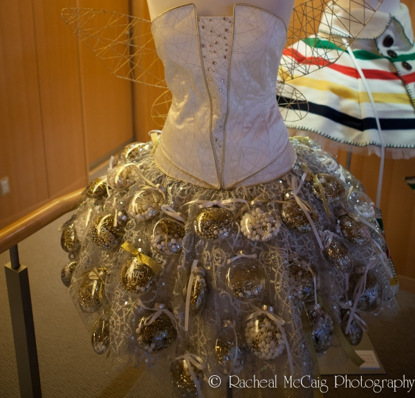 Tutu by Deanna Brown and members of the NB's kids corps