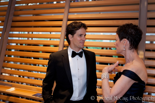 Guillaume Cote and Karen Kain