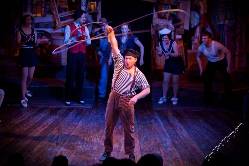 BWW Reviews: Hale Center Theater Orem's Exuberant CRAZY FOR YOU Makes Hearts Go Bango-Bingo