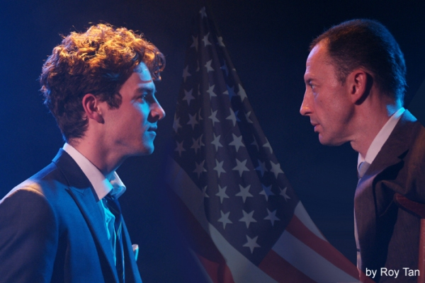 Exclusive Photo Flash: First Look at THE FIX at The Union Theatre