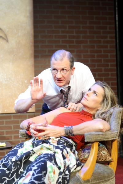 Photo Flash: First Look at Fiona Hutchinson, Justin Deas et al. in GOD OF CARNAGE