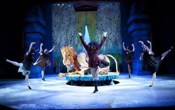 Photo Flash: THE LION, THE WITCH & THE WARDROBE at Imagination Stage