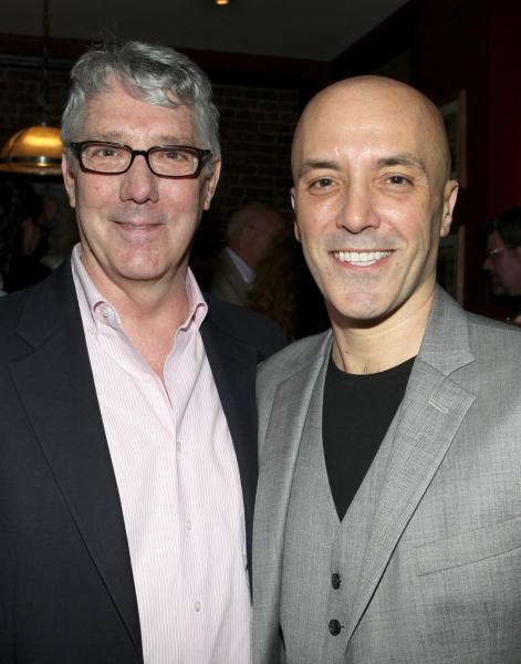 Michael Rupert & Director Scott C. Embler