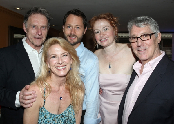 Michael Cullen, Leslie Hendrix, Matthew Humphreys, Gretchen Hall & Michael Rupert Photo