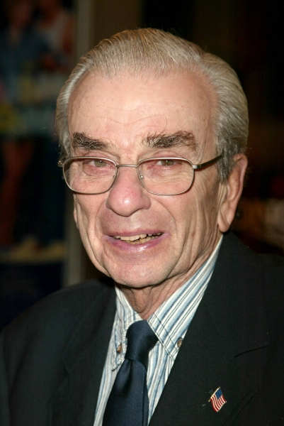 Richard Adler Attending the Opening Night performance of The Roundabout Theatre Company's Broadway Production of THE PAJAMA GAME at the American Airlines Theatre in New York City. February 23, 2006