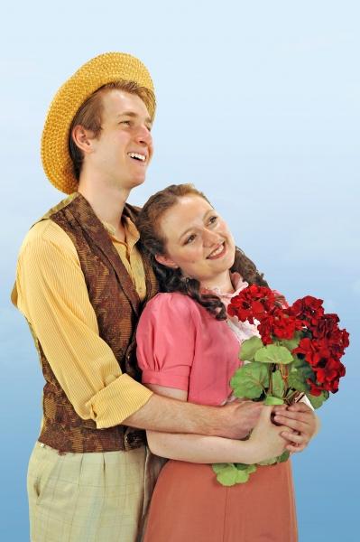 Yaniv Zarif and Jessica Reiner-Harris Photo
