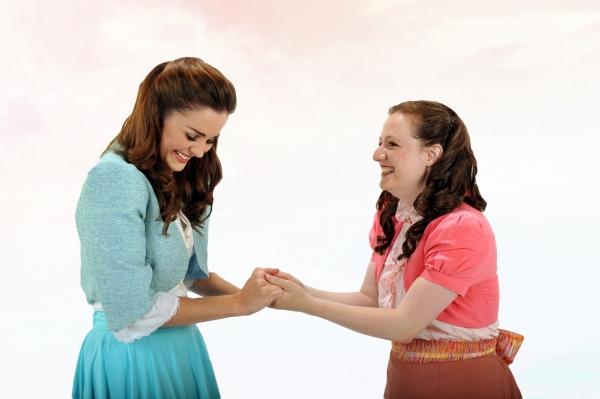 Samantha Bruce and Jessica Reiner-Harris