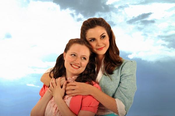 Jessica Reiner-Harris and Samantha Bruce