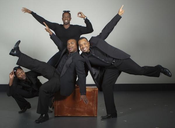 Akron Watson, Walter Cunningham, Maurice Johnson and Calvin Roberts Photo