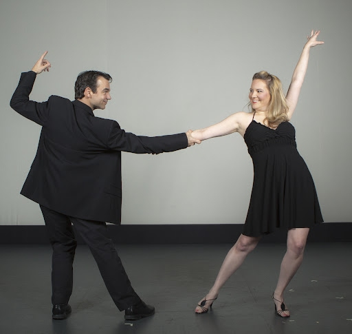 Steve Barcus and Courtney Sikora