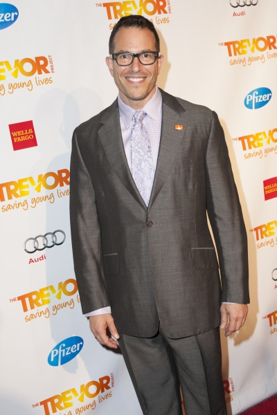 Michael Mayer at The Trevor Project Honors Susan Sarandon - Stanley Tucci, Debra Messing & More!