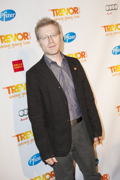 Anthony Rapp at The Trevor Project Honors Susan Sarandon - Stanley Tucci, Debra Messing & More!
