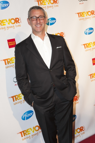 Adam Shankman at The Trevor Project Honors Susan Sarandon - Stanley Tucci, Debra Messing & More!