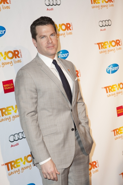 Thomas Roberts at The Trevor Project Honors Susan Sarandon - Stanley Tucci, Debra Messing & More!