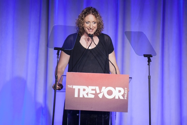 Judy Gold at The Trevor Project Honors Susan Sarandon - Stanley Tucci, Debra Messing & More!