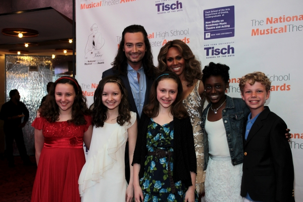 Constantine Maroulis, Deborah Cox, Camille Mancuso, Kara Oates, Annie Baltic, Nia Ash Photo