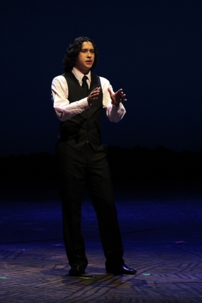 Photo Coverage: Constantine Maroulis & Deborah Cox Host High School Jimmy Awards!