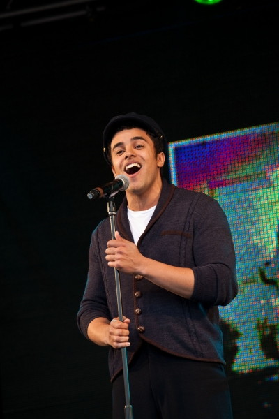 Photo Coverage: WEST END LIVE Part 1!