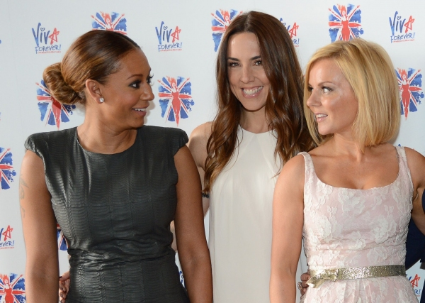Photo Coverage: The Spice Girls Musical VIVA FOREVER - The Launch!