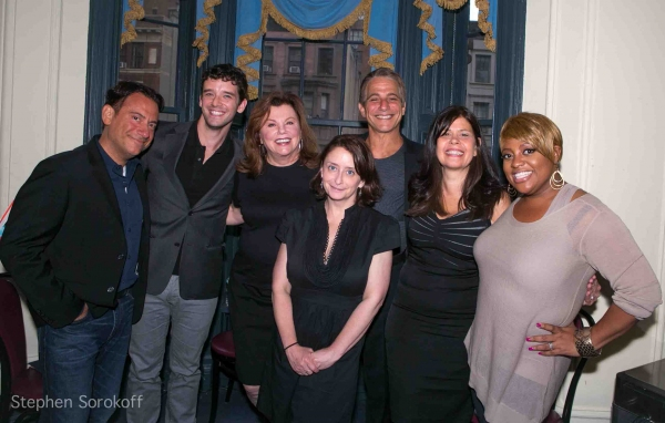 Eugene Pack, Michael Urie, Marsha Mason, Rachel Dratch, Tony Danza, Dayle Reyfel, Sherri Shepherd at Tony Danza & More Bring the Laughs in CELEBRITY AUTOBIOGRAPHY